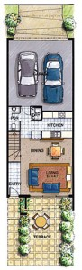 Townhouse 2 Ground Floor