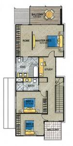 Villa 4 First Floor